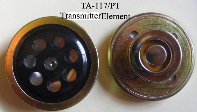 TA-117/PT Transmitter Element
