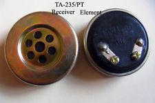 Receiver Earphone Element TA-235/PT SM-C-208021