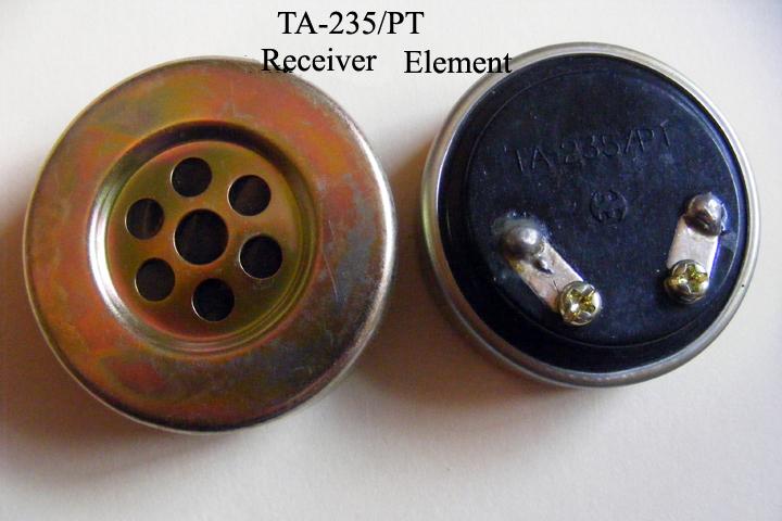 TA-235/PT Receiver Element