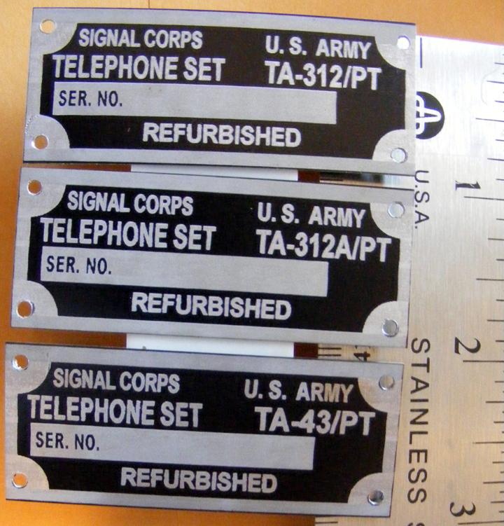 ID Data ID Plate