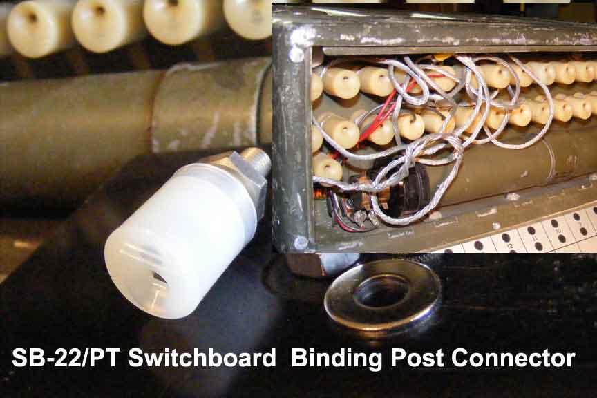 SB-22/PT Binding Post