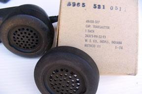 H-60/PT Handset Transmitter Cap