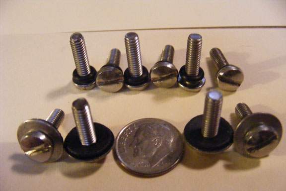 Screws for TA-312/PT and TA-3/PT