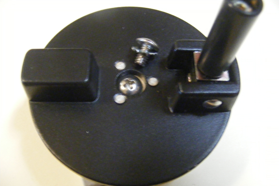 Hand Crank Screw with lockwasher for TA-312/PT and TA-3/PT