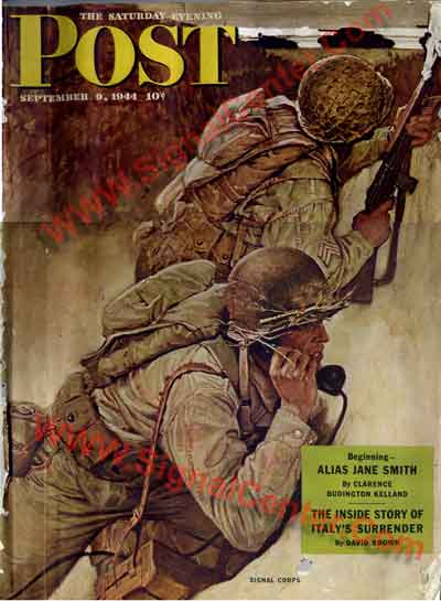 U.S. Infantry Soldier EE-8 Field Telephone