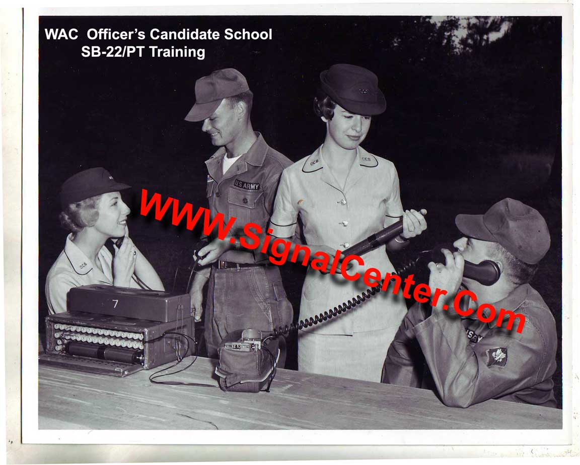 WACS with SB-22/PT Switchboard