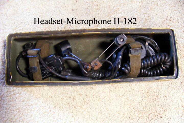 headset-microphone  H-182/PT